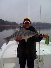 The striper fishing continues to be good on lake lanier for Lake lanier striper fishing report