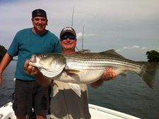 Summertime striper fishing on lake lanier for Lake lanier striper fishing